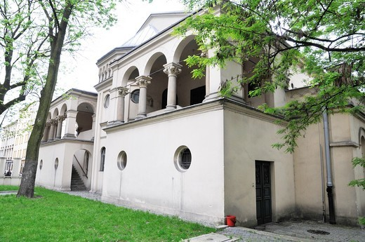 Stock Photo: 1566-805137 Kazimierz Synagogue