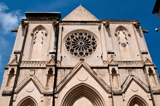 Stock Photo: 1566-807229 St Roch Church, Montpellier, France