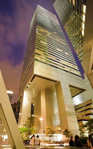 Citicorp, CitiGroup Center Building by Edward Larrabee Barnes, 601 de Lexington Avenue, 53 Street, Midtown, Manhattan, New York City, New York, USA. : Stock Photo