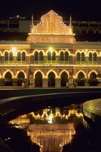 Malaysia Kuala Lumpur, Sultan Abdul Samad Building : Stock Photo