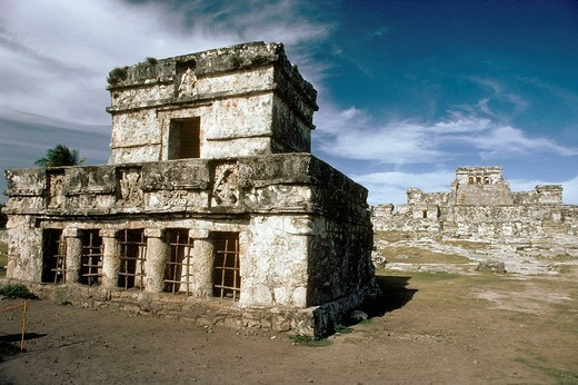 Stock Photo: 1566-827244 Mayan ruins, Mexico