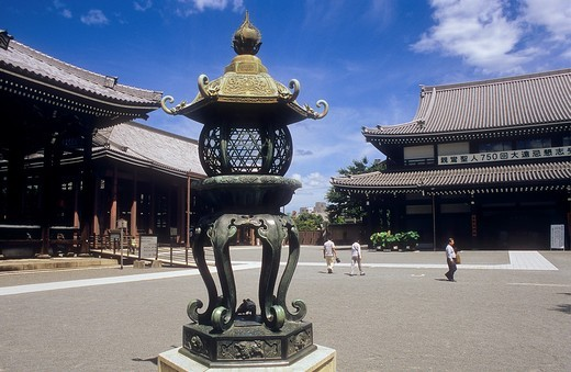 Nishi-Honganji temple,UNESCO World Heritage Site,Kyoto, Japan : Stock Photo