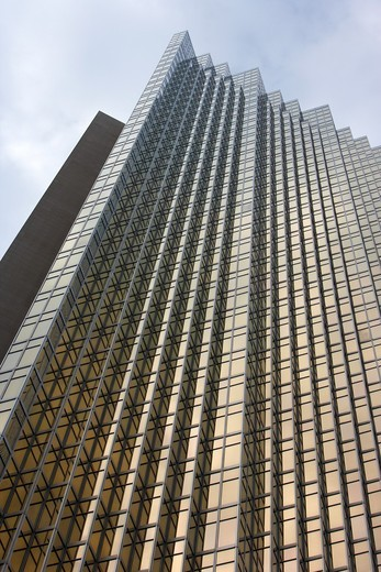 Stock Photo: 1566-831536 royal bank plaza towers with gold leaf coated windows toronto ontario canada