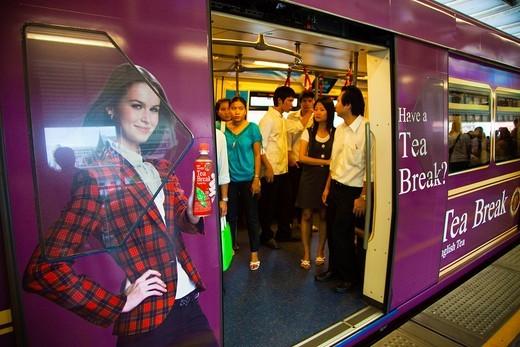 Stock Photo: 1566-836890 Bangkok, Thailand, Southeast Asia.