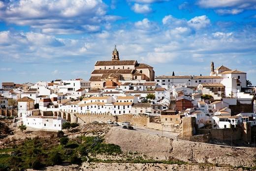 Stock Photo: 1566-844642 Baena, Cordoba province, Andalusia, Spain.