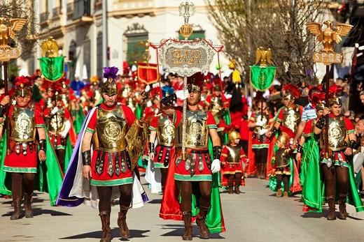 Stock Photo: 1566-844645 Holy Week. Baena, Córdoba, Andalusia, Spain.