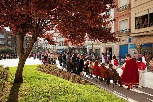 Holy Week. Baena, Córdoba, Andalusia, Spain. : Stock Photo