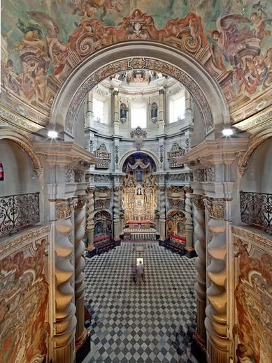 Stock Photo: 1566-851272 San Luis de los Franceses church 18th century, Seville, Spain