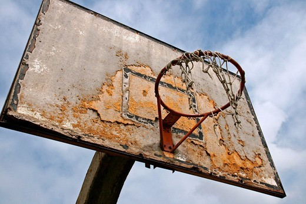 basketball, Tiana, Catalonia, Spain : Stock Photo