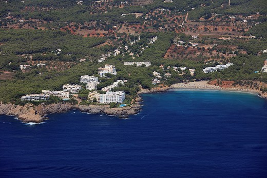 Can Jordi, Cala Llenya, Ibiza, Balearic Islands, Spain : Stock Photo