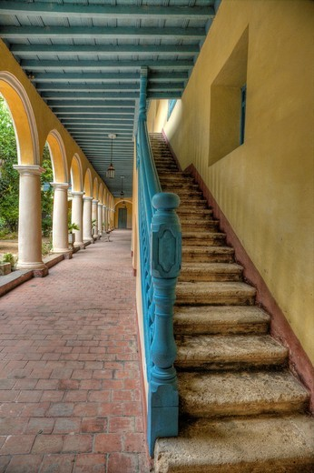 Cuba, Havana  Convent of Santa Clara, founded 1644  Old Havana : Stock Photo