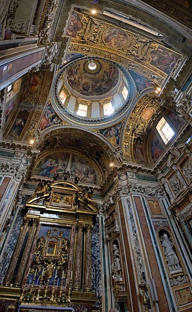 Santa Maria Maggiore, Rome, Italy : Stock Photo