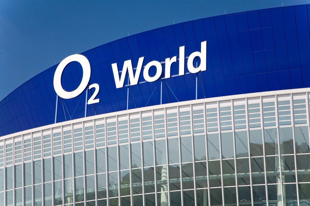 O2 Arena Berlin Germany : Stock Photo