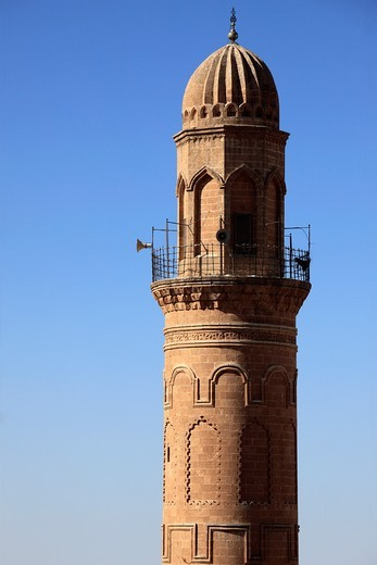Turkey, Mardin, Ulu Mosque, : Stock Photo
