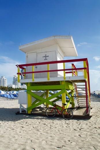 Stock Photo: 1566-862006 Miami Beach, Miami, Florida, United States