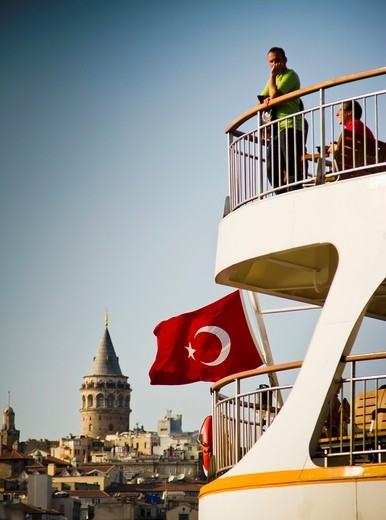 Golden Horn  Istanbul, Turkey : Stock Photo
