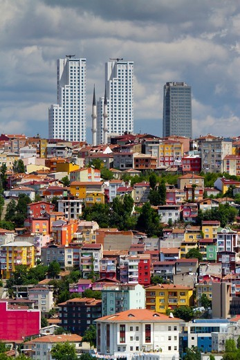 Stock Photo: 1566-865675 Cityscape  Istanbul, Turkey