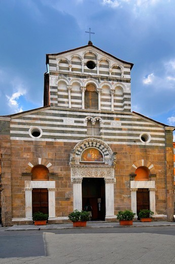 Santuario di Nostra Signora del Sacro Cuore de Gesu Lucca Italy Tuscany Europe Mediterranean : Stock Photo