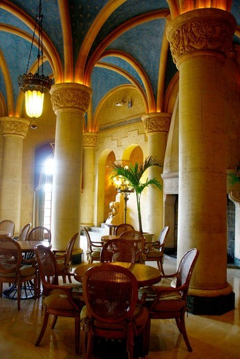 Stock Photo: 1566-867188 Famous Biltmore Hotel, Coral Gables, Miami, Florida, USA