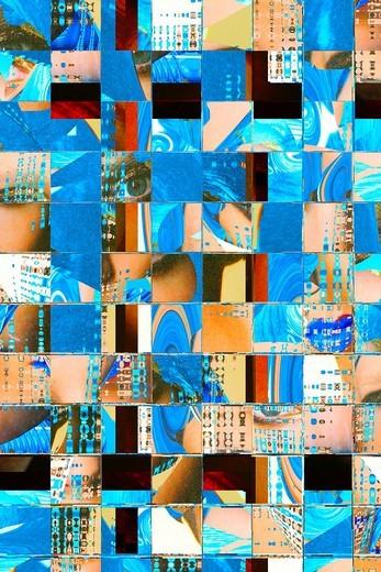 Stock Photo: 1566-867234 pattern, background-design
