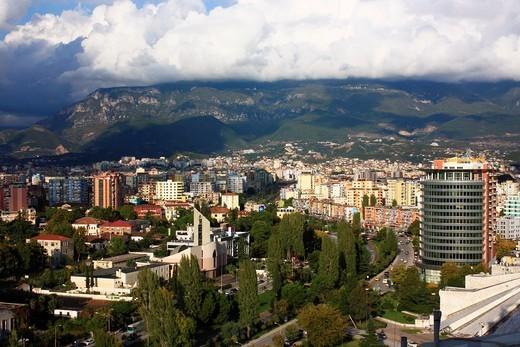Stock Photo: 1566-878692 Tirana, Albania