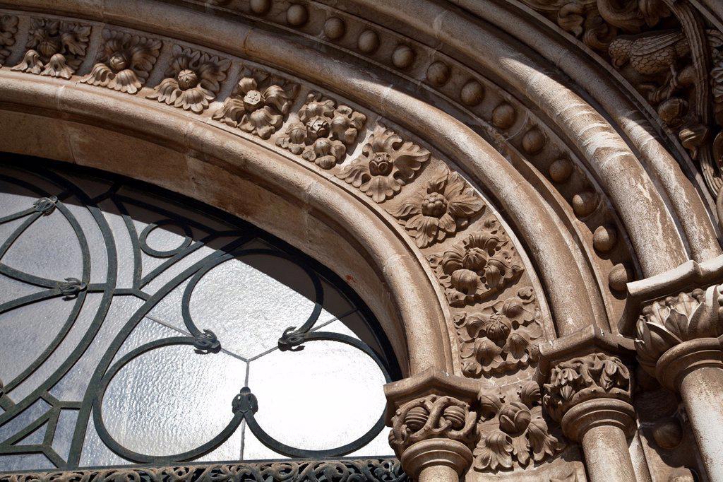 Stock Photo: 1566-879868 Mosteiro dos Jeronimos, Hieronymites Monastery, Late Gothic period, Belem, Lisbon