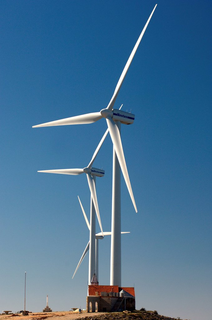 Stock Photo: 1566-886963 Wind Farm