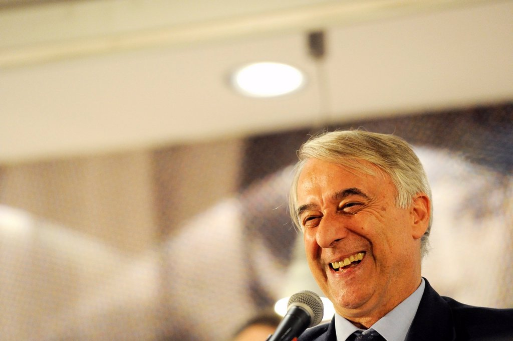 Stock Photo: 1566-895923 Giuliano Pisapia is an Italian lawyer and politician, twice member of the Parliament from 1996 to 2006 and Mayor of Milan since 1 June 2011  As a politician, he has been a member of two left-wings parties, first Proletarian Democracy and then the Communis. Giuliano Pisapia is an Italian lawyer and politician, twice member of the Parliament from 1996 to 2006 and Mayor of Milan since 1 June 2011  As a politician, he has been a member of two left-wings parties, first Proletarian Democracy and then