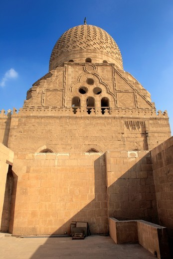 Sultan Inal mausoleum 1451-1456, Cairo, Egypt : Stock Photo