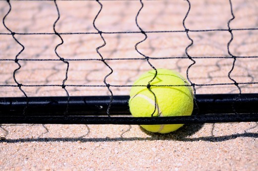 Beach Tennis Ball : Stock Photo