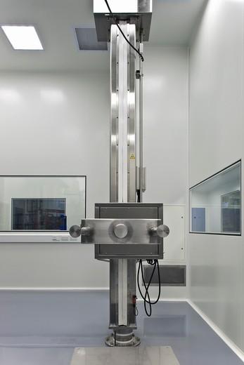 Science laboratory in a pharmacutical facility, Dublin, Co  Dublin, Ireland : Stock Photo