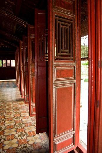 Dai Noi, Imperial Citadel, Hue, Vietnam : Stock Photo