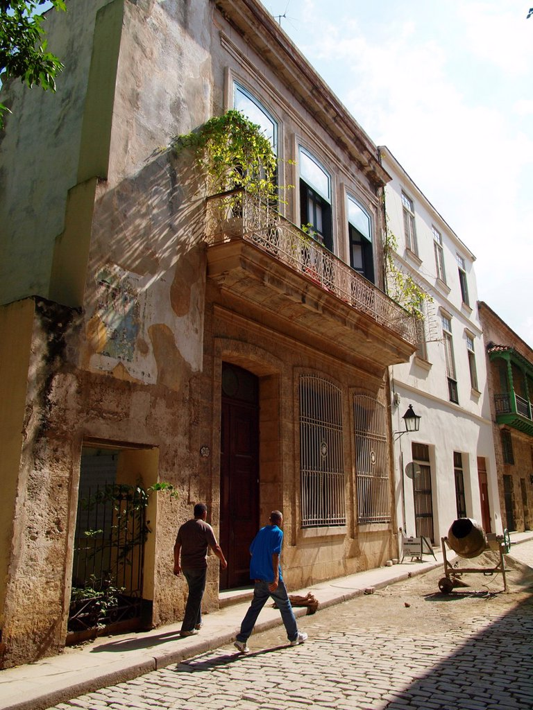 Stock Photo: 1566-918352 Old Havana  Cuba