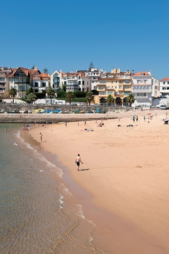 Praia dos Pescadores, Cascais, Lisbon Coast, Portugal : Stock Photo