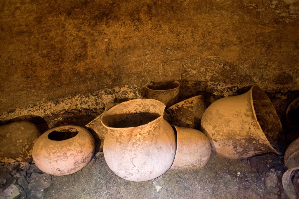 Stock Photo: 1566-925349 Tierradentro National archeological park, UNESCO World Heritage Site, Deparment of Cauca, Colombia