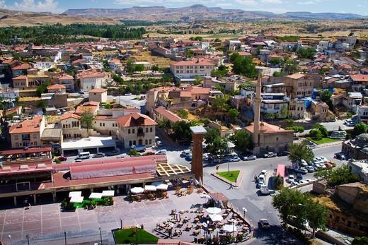 City view  Ürgüp  Cappadocia, Turkey : Stock Photo