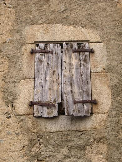 Stock Photo: 1566-930925 Old window