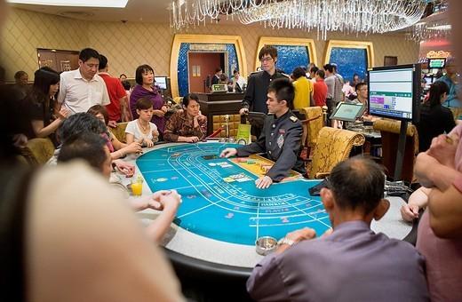 Stock Photo: 1566-931777 Grand Lisboa casino,Macau,China
