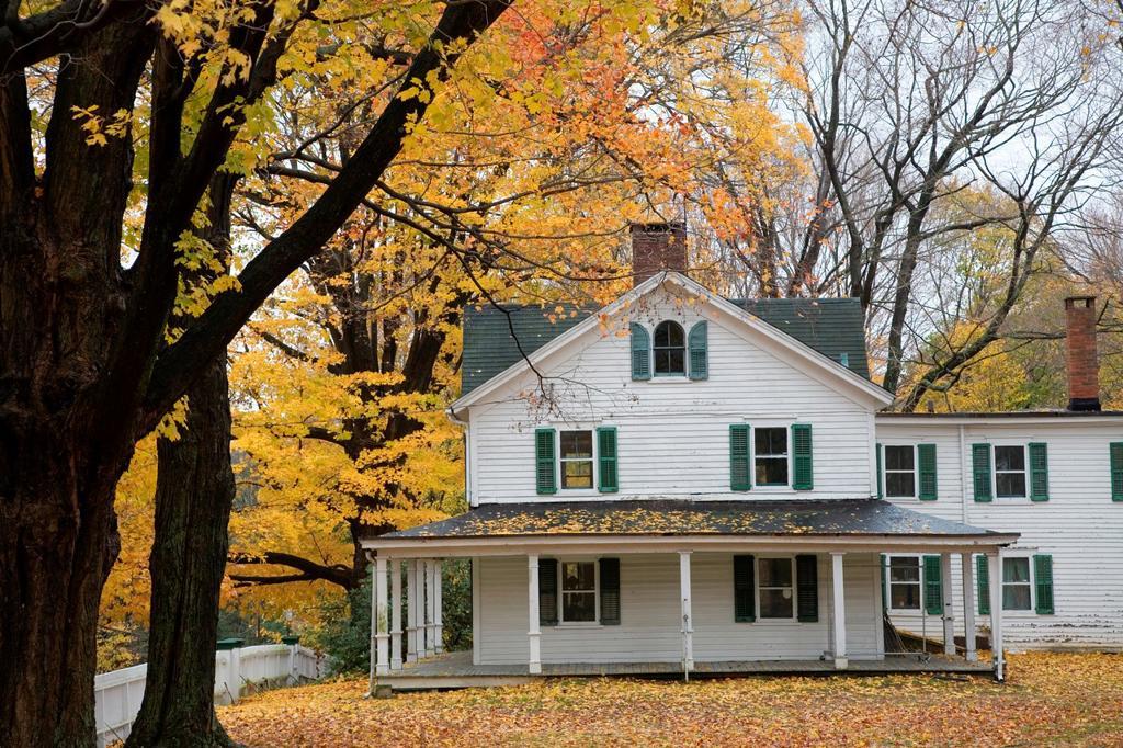 Ambler Farm in Wilton, CT, USA : Stock Photo