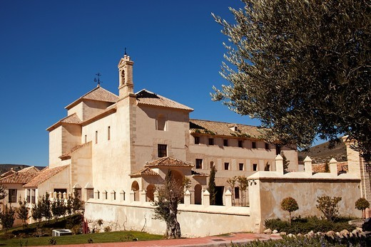 Stock Photo: 1566-937640 Hotel Convento de la Magdalena, Antequera, Andalusia, Spain.