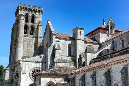 Stock Photo: 1566-941287 Abbey of Santa Maria la Real de Las Huelgas, near Burgos, Castile and Leon, Spain