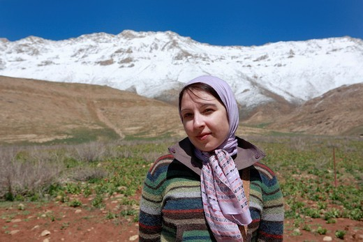 Stock Photo: 1566-963796 Zagros mountains, province Chahar-Mahal and Bakhtyaria, Iran