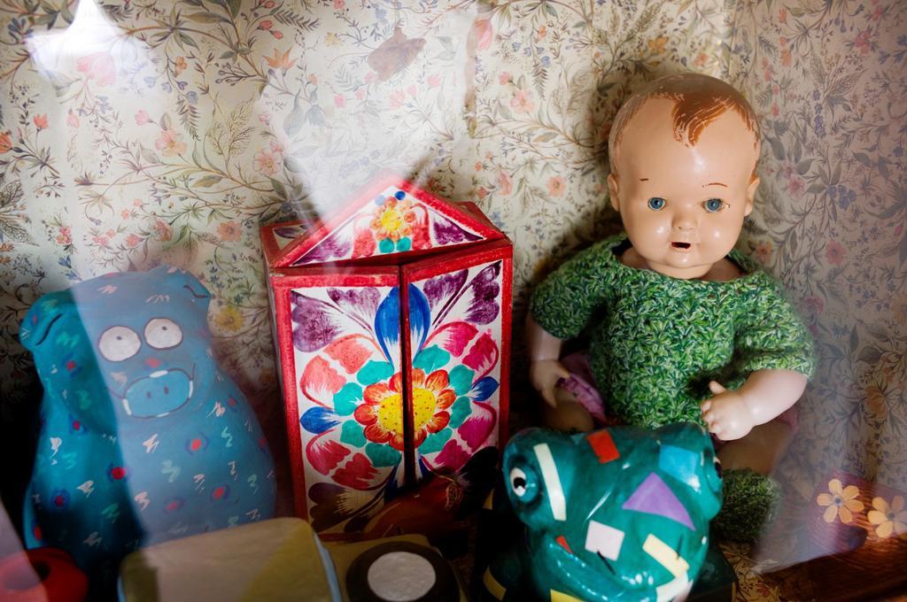 Old toys : Stock Photo