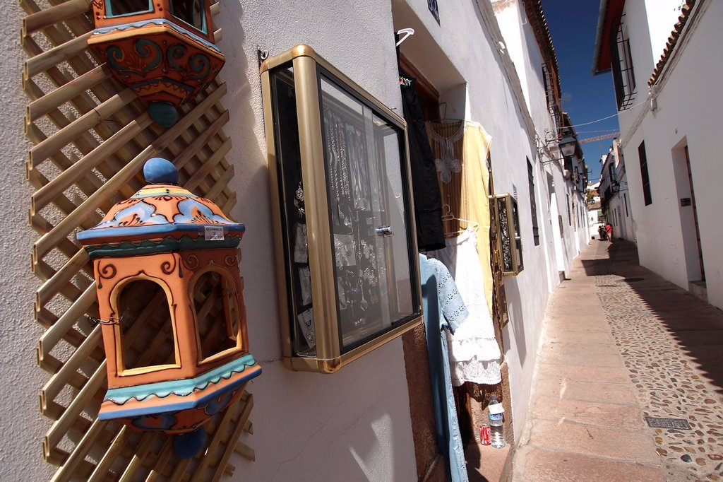 Old town, Córdoba, Andalusia, Spain, Europe : Stock Photo