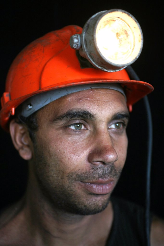 Stock Photo: 1566-979922 There are several undergound coal mines In Bulgaria still operational Coals are being used to generate electricty in the powerstations nearby the mine The coals provide almost 100 of the national electricty demands of Bulgaria Most mines are privatised Wo