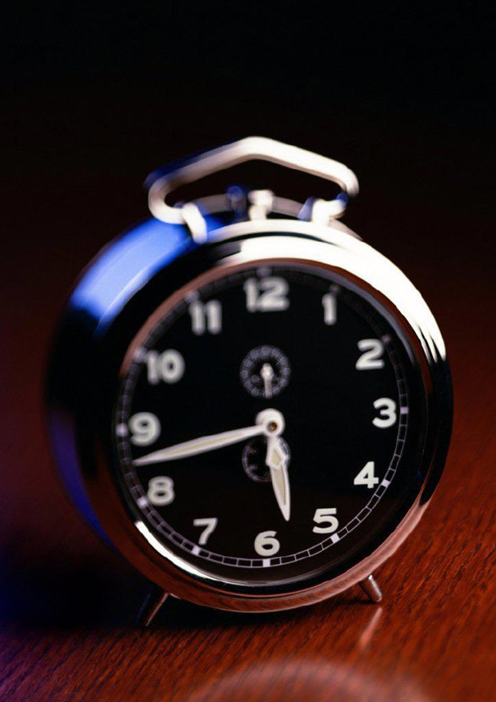 Alarm clock : Stock Photo