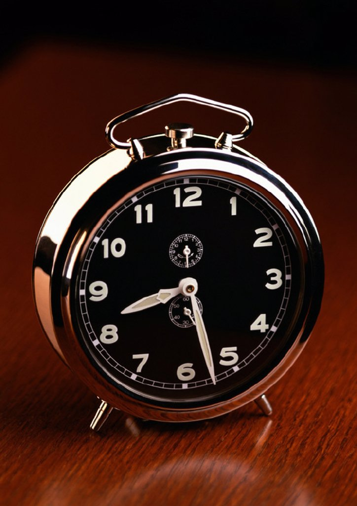 Alarm clock : Stock Photo