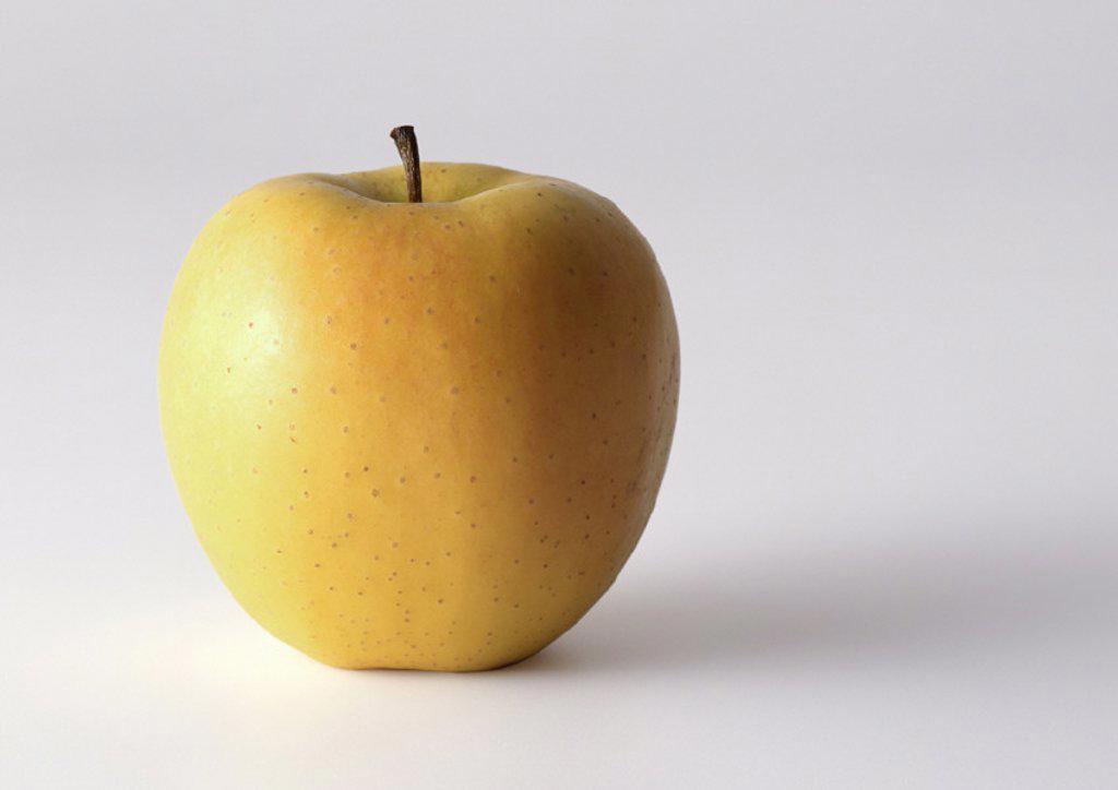 Stock Photo: 1569R-38078 Apple, close-up