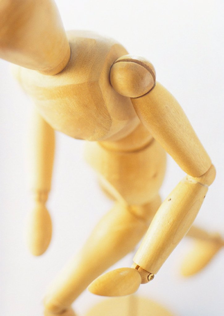 Artist´s figure : Stock Photo