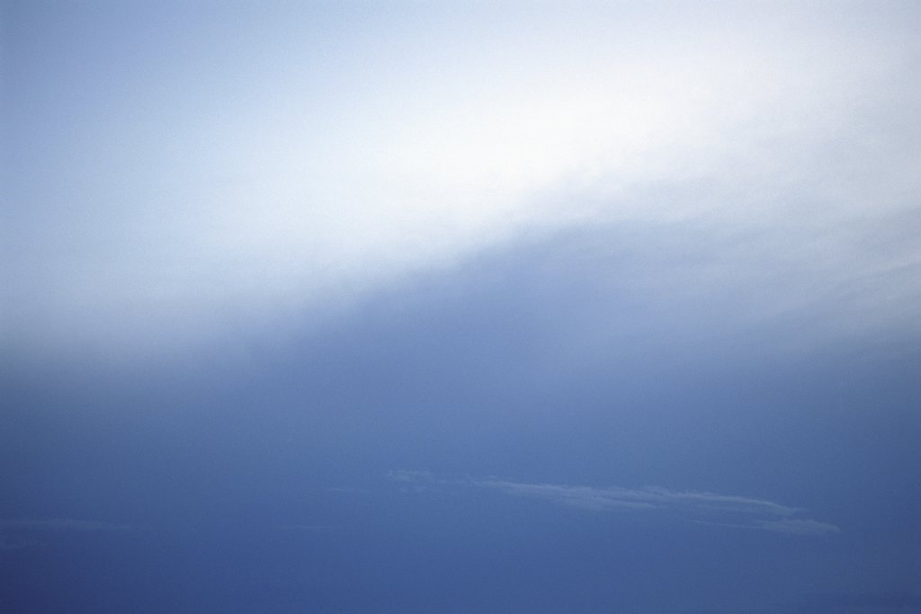 Stock Photo: 1569R-9028494 Cloudscape, full frame